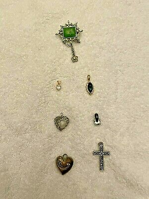 £4.36 • Buy LOT OF 6 CHARMS & 1 PENDANT - Pre Owned Charm Bracelet Charms, Juicy Couture +++