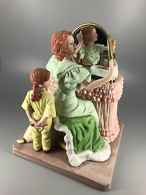 $ CDN17.41 • Buy Vintage Norman Rockwell Figurine Titled Going Out.  21C