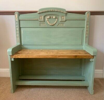 £190 • Buy Handmade Bench Seat, Hall, Bedroom,Kitchen, Conservatory, Solid Wood,