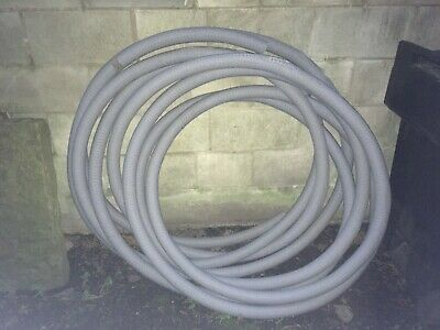 £29.99 • Buy  Perforated Land Drainage Pipe 60mm (2 ) 25 Metre Length Coil Garden Drain