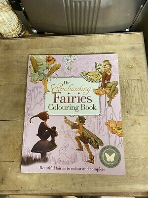 £2.80 • Buy Enchanting Fairies Colouring Book, The By Margaret Tarrant (Paperback, 2017)