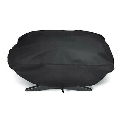 $ CDN13.36 • Buy Waterproof BBQ Grill Cover Protector For Weber 7110 Q1000 Accessories Black