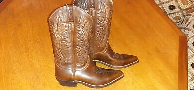 £72.16 • Buy Sancho Cowboy Boots Brown Made In Spain Size 39/ Us 8 ( Free Shipping )