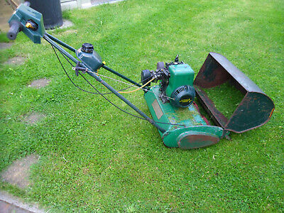 £70 • Buy  Suffolk Punch 43s Cylinder Lawn Mower (Driven)
