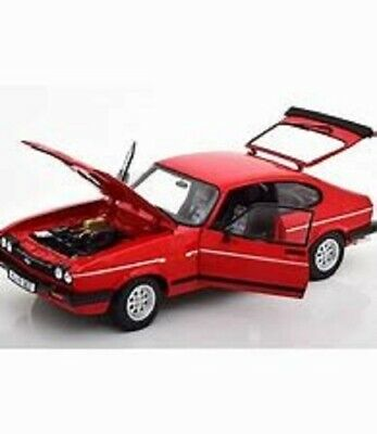 £86 • Buy Norev Ford Capri 2.8 Injection. 1983 LHD. 1/18 Scale