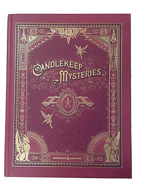 AU60 • Buy RPG - Dungeons And Dragons - Candlekeep Mysteries Alternate Cover NEW!