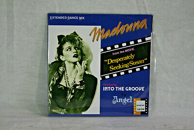 £34.01 • Buy Madonna Into The Groove/angel 7'' / 45t Picture-disc Limited & Numbered Edition