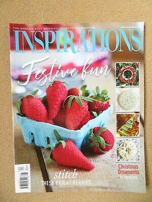 £5 • Buy Inspirations Embroidery Magazine - Issue 96