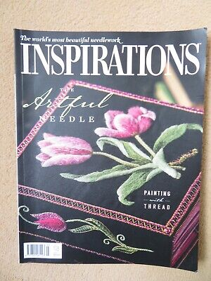 £5 • Buy Inspirations Embroidery Magazine - Issue 103