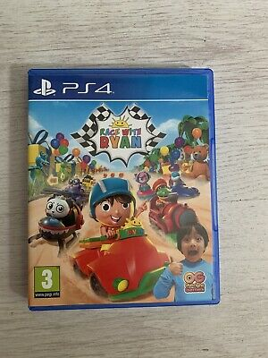 AU37.77 • Buy PS4 Race With Ryan Kids Game