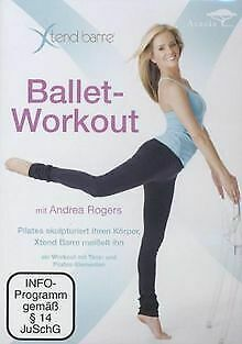 £6.92 • Buy Xtend Barre - Ballet-Workout   DVD   Condition Good