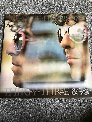 £4.99 • Buy George Harrison - Thirty Three And A Third  33 1/3 LP Vinyl Record, Indian Issue