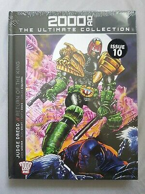 £9.99 • Buy 2000 AD Ultimate Collection Judge Dredd Issue 10 Hardcover