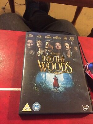 £2.75 • Buy Into The Woods DVD