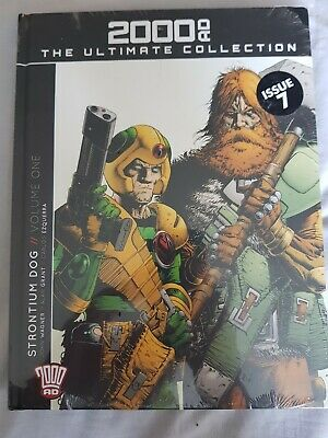 £4 • Buy 2000 AD Ultimate Collection Strontium Dog Volume One Issue 7 Hardcover
