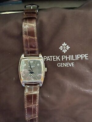 $28000 • Buy Patek Philippe Gondolo Moonface - 5135g; Mint Condition With Box And All Papers.