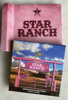 AU47.29 • Buy Jeffree Star Star Ranch Mini Eyeshadow Palette New Release Authentic New In Box