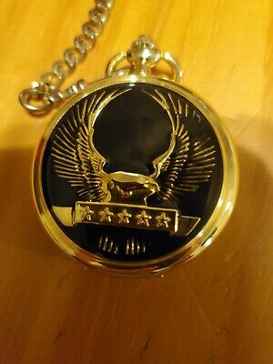 $325 • Buy Vintage Gold Look Pocket Watch In Great Condition