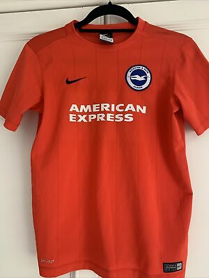£5 • Buy Brighton And Hove Albion Away Shirt Age 12-13