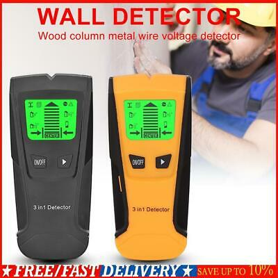 £11.11 • Buy Metal Wood StudsElectric Detector AC Voltage LCD  Live Wire Detect Wall Scanner