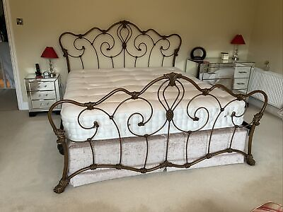 £73 • Buy Super King Size Bed And Bed Frame Used.