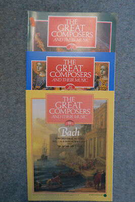£6.99 • Buy Great Composers Bach