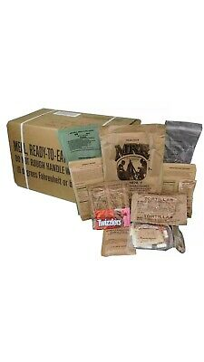 $60 • Buy MRE Meal Ready-to-Eat Military