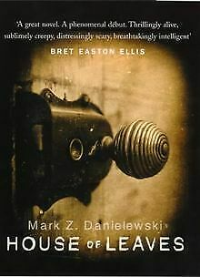 £12.26 • Buy House Of Leaves By Mark Z. Danielewski   Book   Condition Good