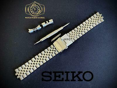 £24.99 • Buy New 20mm Divers Jubilee Solid Stainless Steel Watch Strap/bracelet For Seiko