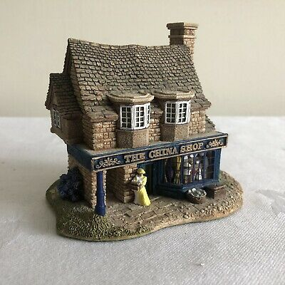 £24.99 • Buy Lilliput Lane Village Shops The China Shop - Handmade Ornament - Collectible