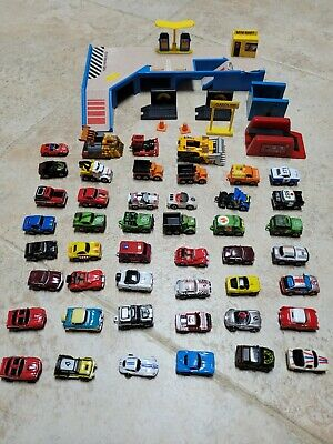 $24.99 • Buy Vintage Galoob Micro Machines 50+ Pieces: Cars, Trucks, Military, Playset 1980s