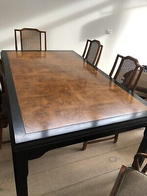 AU1100 • Buy FABULOUS DINING TABLE & 8 Chairs