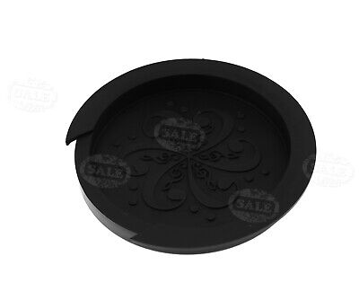 £5.49 • Buy Soft Rubber Sound Hole Cover Block Screeching Halt For 40 /41  Acoustic Guitar