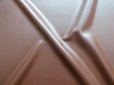 £16.50 • Buy Latex Rubber 0.55mm Thick, 92cm Wide, Mahogany, Slight Seconds