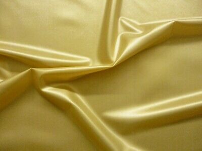 £12.50 • Buy Latex Rubber, 0.45mm Thick, 92cm Wide, Pearlsheen Gold Slight Seconds
