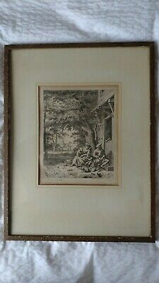 £40 • Buy Etching Signed