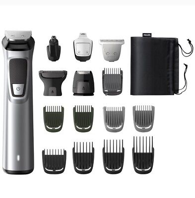 AU144.99 • Buy Philips MG7735 S7000 Multigroom 12in1 Face Hair/Body/Nose Trimmer/Clipper/Shaver