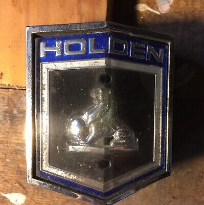 AU60 • Buy Holden Hq  Grill Badge