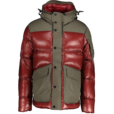 £495.99 • Buy CP Company D.D. Puffer Jacket Maroon