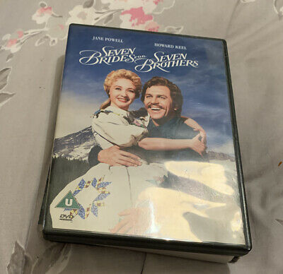 £0.99 • Buy Seven Brides For Seven Brothers (DVD, 2001)