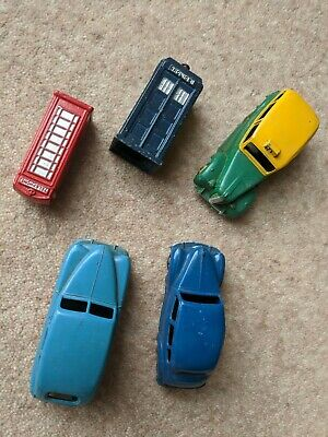 £4.20 • Buy Vintage Dinky Toys - Cars, Taxi & Telephone Box