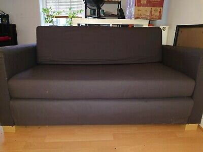 £5 • Buy IKEA Sofabed Navy