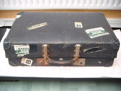 £30 • Buy Vintage Revelation Expanding Suitcase (early 1940s)