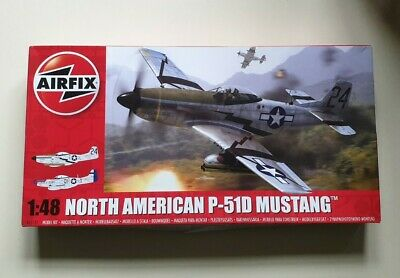 £6.60 • Buy Airfix (A05131) 1/48 North American P-51D Mustang