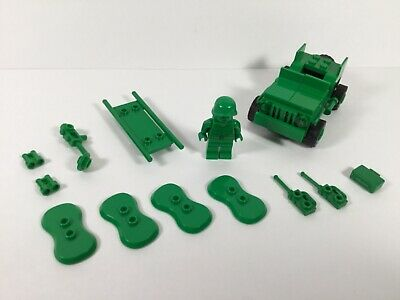 £25.10 • Buy LEGO Toy Story 7595 Army Men On Patrol 100% Complete W/ Manual (2010)