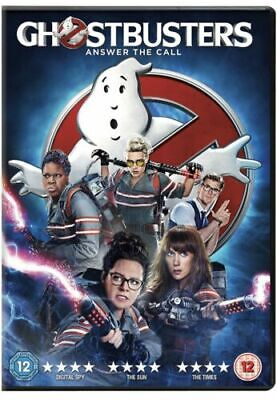 £2.05 • Buy Ghostbusters [DVD] [2016] - Cert 12 - NEW AND SEALED