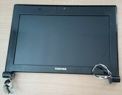 £19.99 • Buy Toshiba NB500 - 131 Netbook / Laptop Complete Screen Assembly - Ready To Install