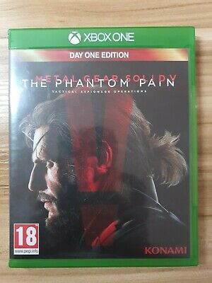 £0.11 • Buy Metal Gear Solid V: The Phantom Pain - Day 1 Edition (Xbox One)