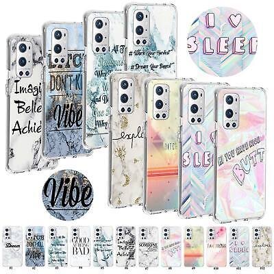 AU6.77 • Buy Soft TPU Marble Case Back Cover For OnePlus Nord N10 N100 9 Pro 8 8T 7T 6T 5T 3T