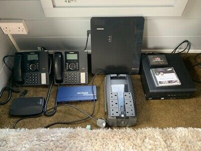 £300 • Buy Complete Samsung Office Serv 7030 Phone System